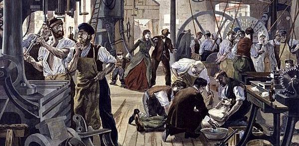 industrialisierung der stadt im 19 jahrhundert i dorsten brauchte den aufschwung die. Black Bedroom Furniture Sets. Home Design Ideas