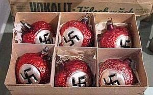 Weihnachten wurde in der ns zeit ideologisch umgedeutet alte weihnachtslieder bekamen andere - Besondere weihnachtskugeln ...